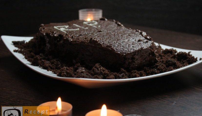 EGYSZERŰ HALLOWEEN SÜTI RECEPTEK - koporsó torta - Recept Videók