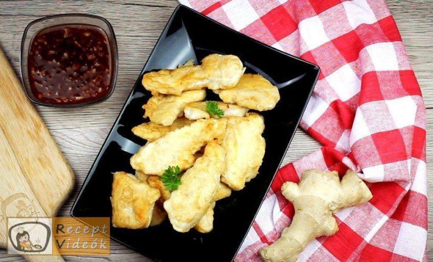 Illatos omlós csirke recept, illatos omlós csirke elkészítése - Recept Videók