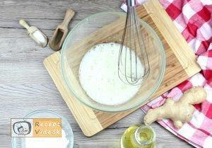 Illatos omlós csirke recept, illatos omlós csirke elkészítése 1. lépés