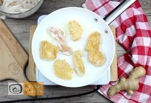 Illatos omlós csirke recept, illatos omlós csirke elkészítése 4. lépés