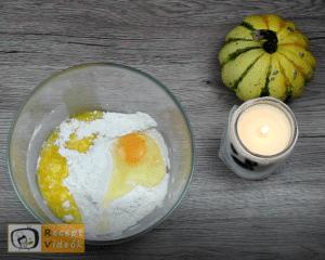 Halloweeni süti recept (halloween-i boszorkány ujjak) 2. lépés