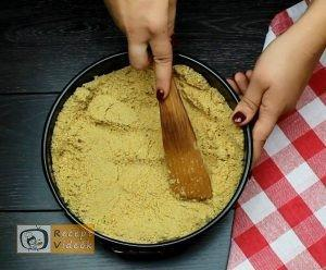 Banános habtorta recept, banános habtorta elkészítése 1. lépés