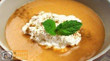 Sárgabarack krémleves recept, sárgabarack krémleves elkészítése - Recept Videók