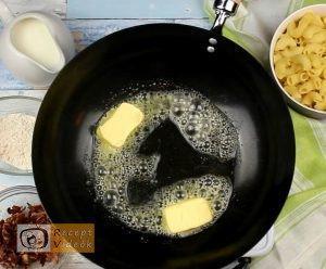 Mac 'n' Cheese recept, Mac 'n' Cheese elkészítése 1. lépés