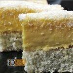 Raffaello szelet recept, raffaello szelet elkészítése - Recept Videók
