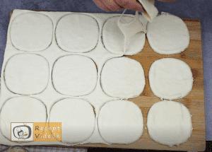 Halloweeni süti recept (töklámpa ropogós) 1. lépés