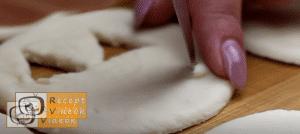 Halloweeni süti recept (töklámpa ropogós) 4. lépés
