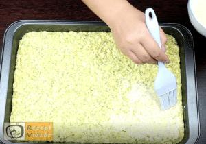 kapros-túrós lepény recept, kapros-túrós lepény elkészítése 4. lépés