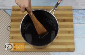 Rizses csoki recept, rizses csoki elkészítése 2. lépés