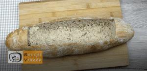 Lasagne baguette recept, lasagne baguette elkészítése 1. lépés