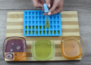 Házi gumicukor recept, házi gumicukor elkészítése 3. lépés