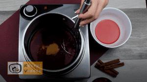 Vaníliás-meggyes pohárkrém recept elkészítése 2. lépés