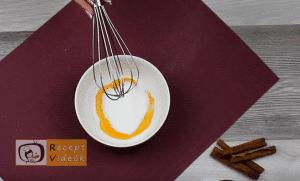Vaníliás-meggyes pohárkrém recept elkészítése 4. lépés