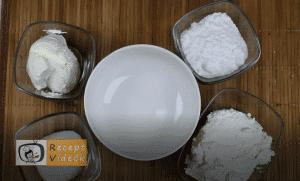 egyszerű palacsinta recept (túrós palacsinta) elkészítése 4. lépés