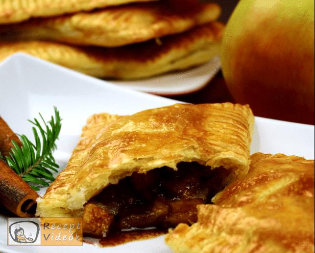 Amerikai almáspite recept, amerikai almáspite elkészítése - Recept Videók