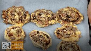 Húsos csiga recept, húsos csiga elkészítése 7. lépés