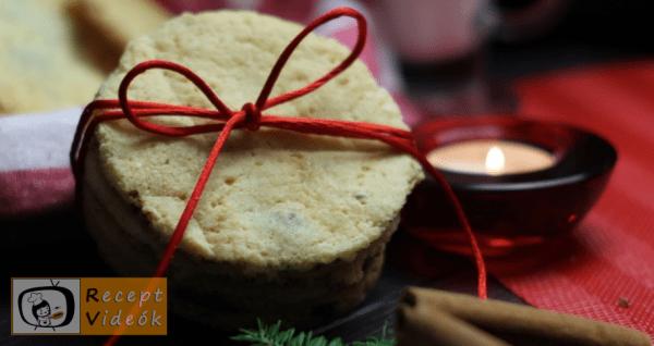 Karácsonyi diy kreatív recept ötletek, asztaldíszek - Mikulásváró keksz - Recept Videók