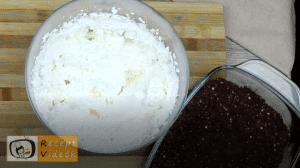 habos csokoládészelet recept, habos csokoládészelet elkészítése 7. lépés