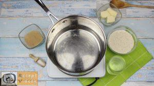 Churros muffin recept, churros muffin elkészítése 1. lépés