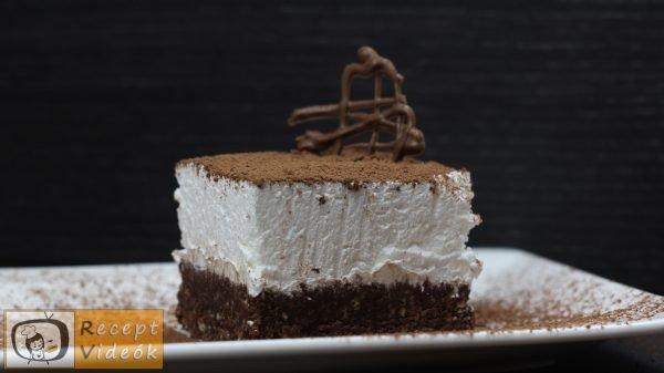habos csokoládészelet recept, habos csokoládészelet elkészítése - Recept Videók