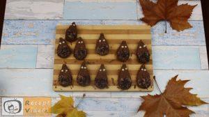 keksz sünik recept, keksz sünik elkészítése 6. lépés