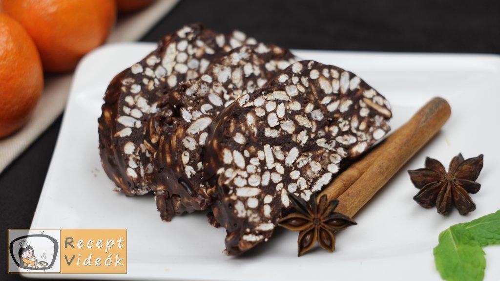 Rizses csoki recept, rizses csoki elkészítése - Recept Videók