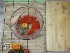 Tűzdelt húsgombócok recept elkészítése 1. lépés