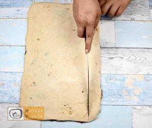 Kakaós csavart recept, kakaós csavart elkészítése 4. lépés