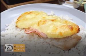 Ananászos-sajtos csirkemell recept, ananászos-sajtos csirkemell elkészítése 7. lépés
