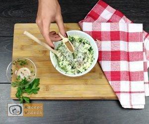 Kijevi csirkemell recept, kijevi csirkemell elkészítése 1. lépés