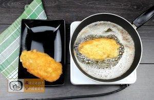 Kijevi csirkemell recept, kijevi csirkemell elkészítése 4. lépés