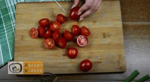 bundás paradicsom falatkák recept elkészítése 1. lépés