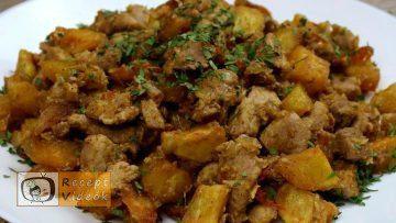 brassói aprópecsenye recept, brassói aprópecsenye elkészítése - Recept Videók