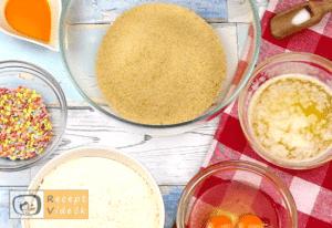 Cukorkás csoda recept, cukorkás csoda elkészítése 1. lépés