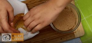 Churros muffin recept, churros muffin elkészítése 9. lépés