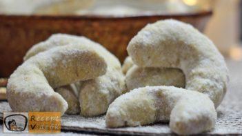 Hókifli recept, hókifli elkészítése - Recept Videók