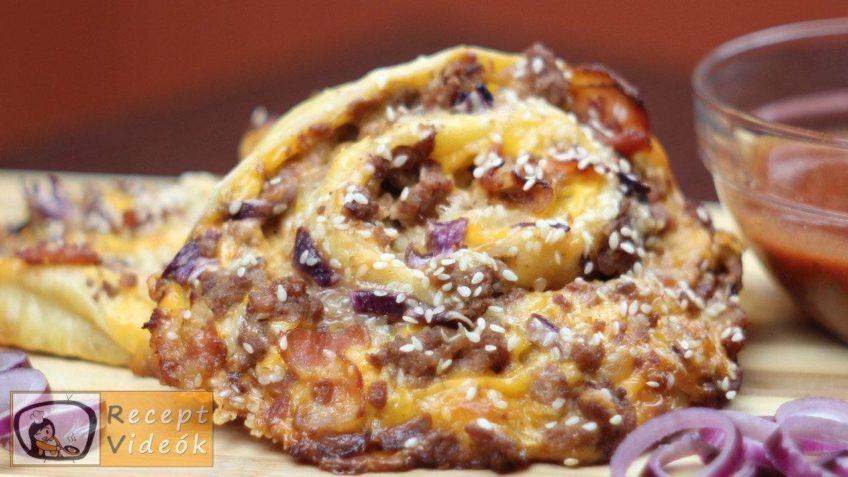 Húsos csiga recept, húsos csiga elkészítése - Recept Videók