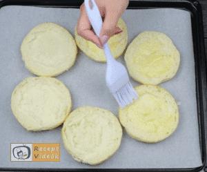 melegszendvics koszorú recept, melegszendvics koszorú elkészítése 1. lépés