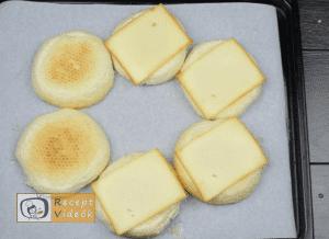 melegszendvics koszorú recept, melegszendvics koszorú elkészítése 2. lépés