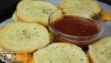 melegszendvics koszorú recept, melegszendvics koszorú elkészítése - Recept Videók