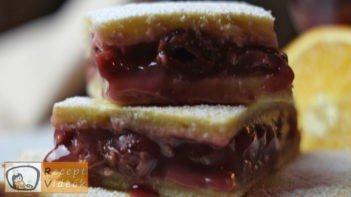 Meggyes pite recept, meggyes pite elkészítése - Recept Videók