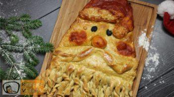 Karácsonyi diy kreatív recept ötletek, asztaldíszek - Mikulás szakáll - Recept Videók