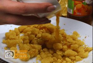 Császármorzsa recept, császármorzsa elkészítése 5. lépés