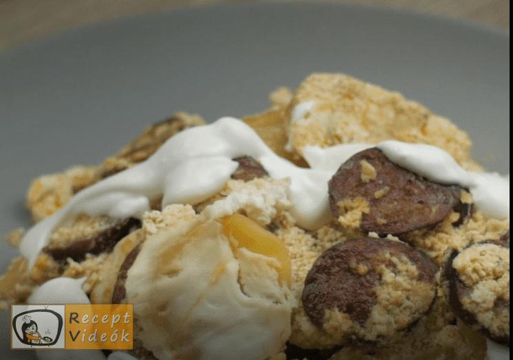 Rakott krumpli recept, rakott krumpli elkészítése - Recept Videók