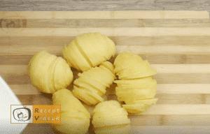 Rakott krumpli recept, rakott krumpli elkészítése 4. lépés