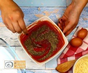 Sajttal töltött paradicsomos csirkemell - Csirkemell receptek elkészítése 4. lépés