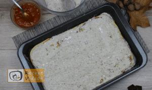 Zserbó recept, zserbó elkészítése 4. lépés