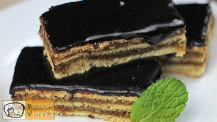 Zserbó recept, zserbó elkészítése - Recept Videók