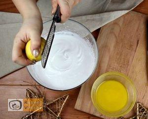 Gyümölcskenyér recept, gyümölcskenyér elkészítése 4. lépés