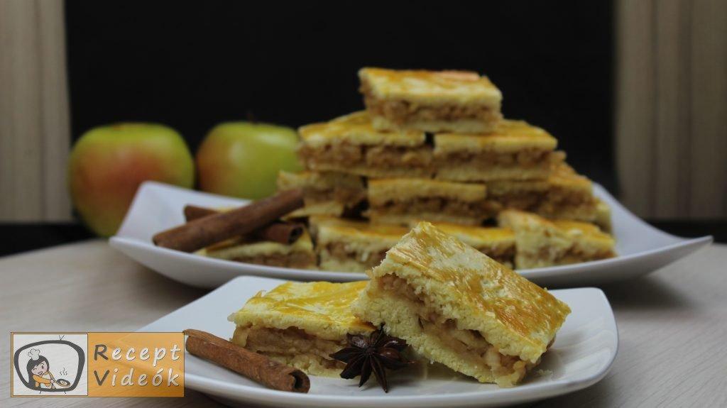 Almás pite recept, almás pite elkészítése - Recept Videók